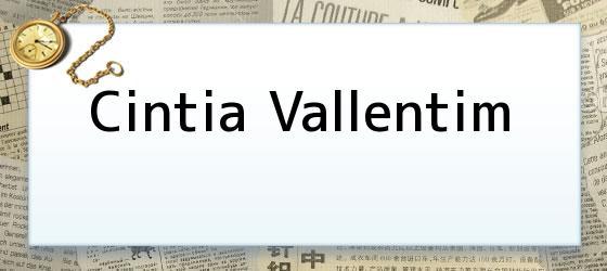 Cintia Vallentim