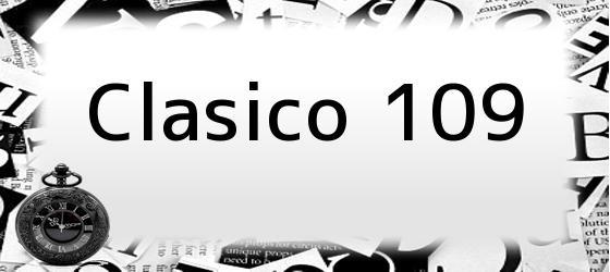 Clasico 109
