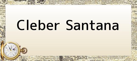 Cleber Santana