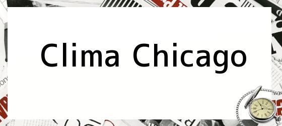 Clima Chicago