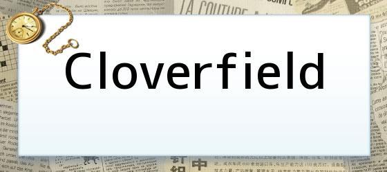 Cloverfield