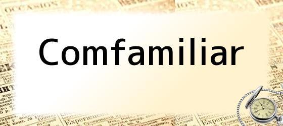 Comfamiliar