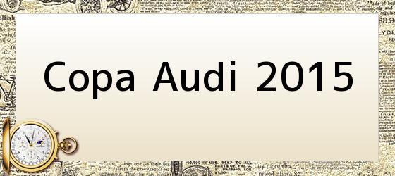 Copa Audi 2015