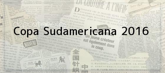 Copa Sudamericana 2016