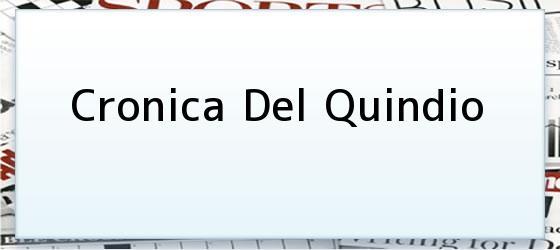 Cronica Del Quindio
