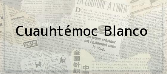 Cuauhtémoc Blanco