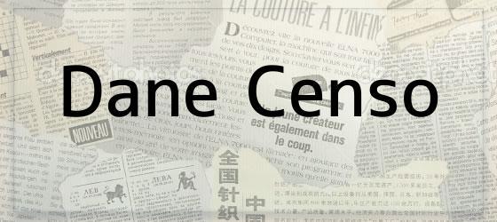Dane Censo