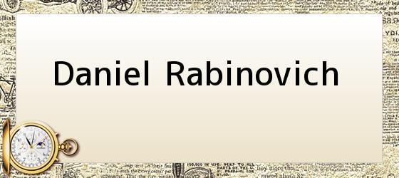 Daniel Rabinovich