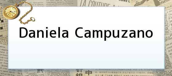 Daniela Campuzano