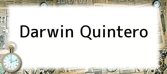 Darwin Quintero