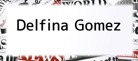 Delfina Gomez