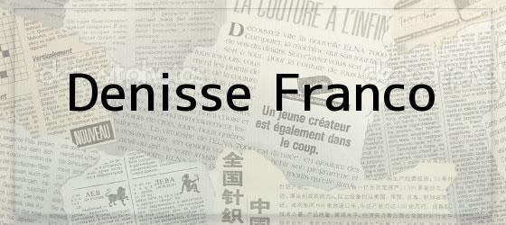 Denisse Franco