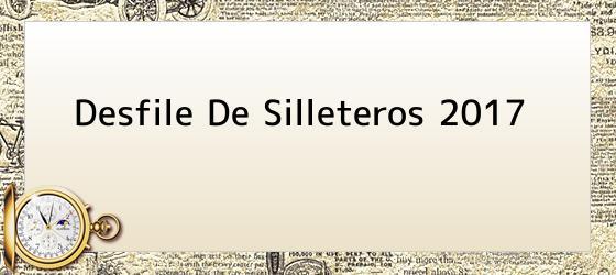 Desfile De Silleteros 2017