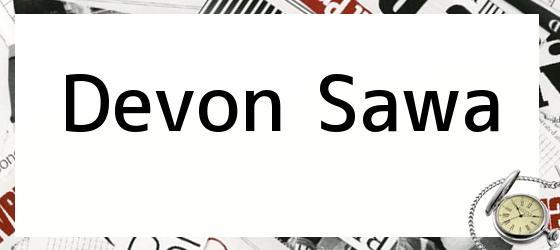 Devon Sawa