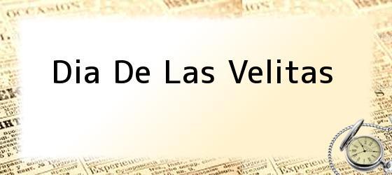 Dia De Las Velitas