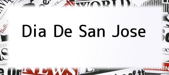 Dia De San Jose