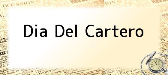 Dia Del Cartero
