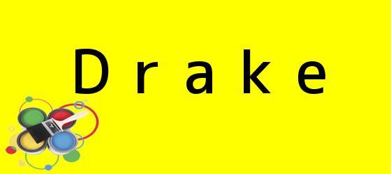 <i>Drake</i>