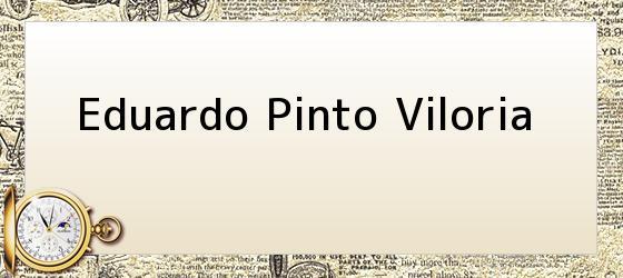 Eduardo Pinto Viloria