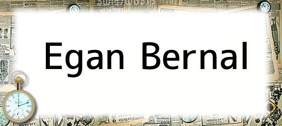 Egan Bernal