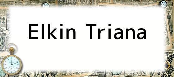 Elkin Triana