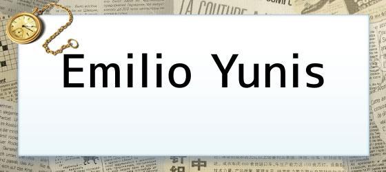 Emilio Yunis