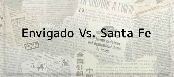 Envigado Vs. Santa Fe