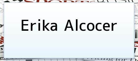 Erika Alcocer