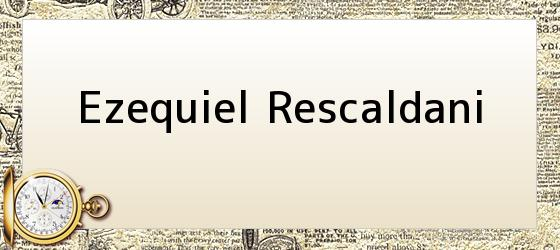 Ezequiel Rescaldani