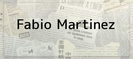Fabio Martinez