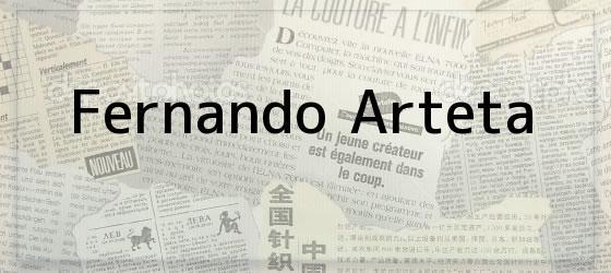 Fernando Arteta