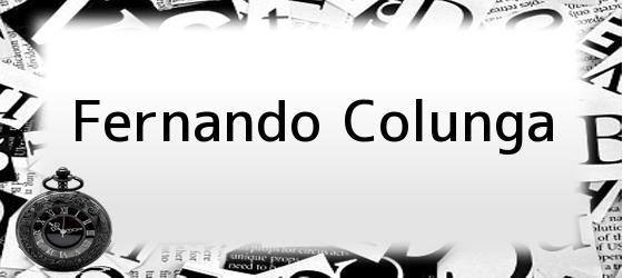 Fernando Colunga