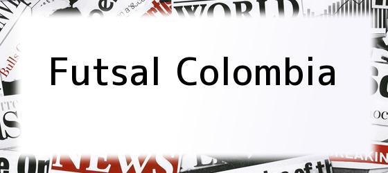 Futsal Colombia