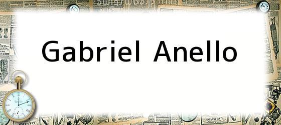 Gabriel Anello