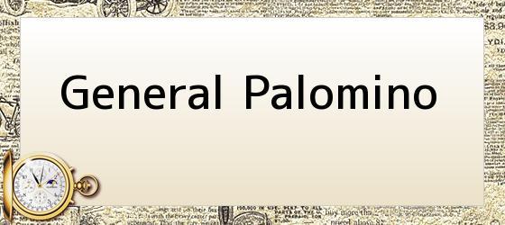 General Palomino