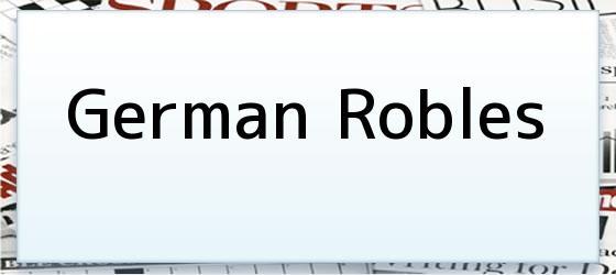 German Robles