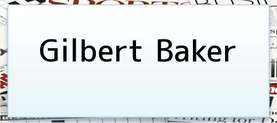 Gilbert Baker