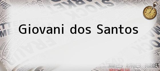 Giovani Dos Santos