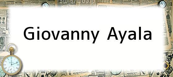 Giovanny Ayala