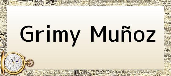 Grimy Muñoz