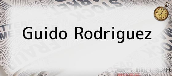 Guido Rodriguez