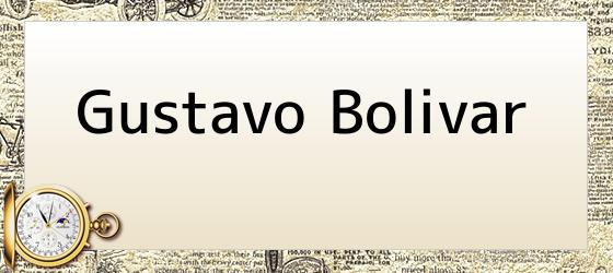 Gustavo Bolivar
