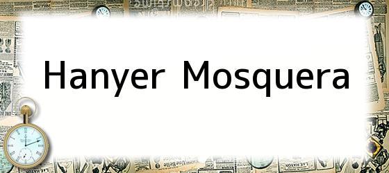 Hanyer Mosquera