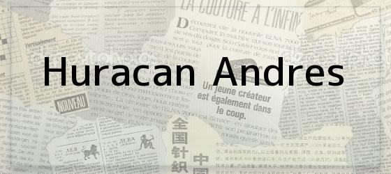 Huracan Andres