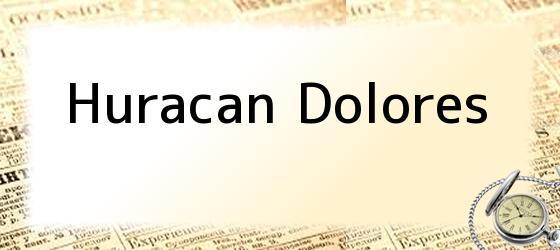 Huracan Dolores
