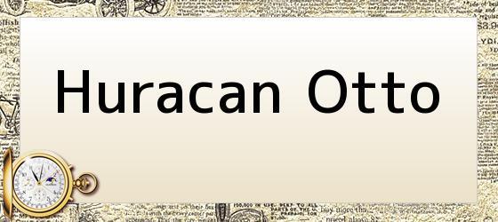 Huracan Otto
