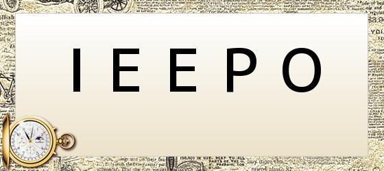 IEEPO