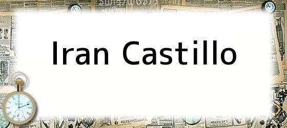 Iran Castillo