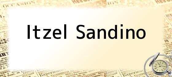 Itzel Sandino