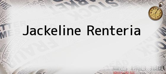 Jackeline Renteria